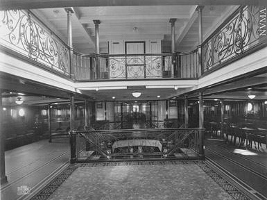 Photo of Princess Louise interior